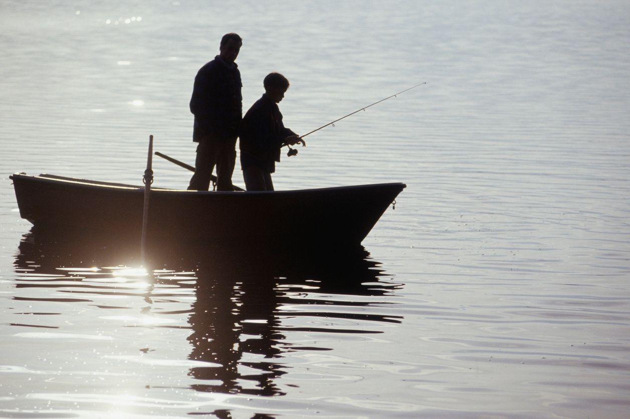 fishing-silhouette